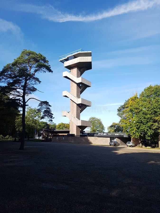 Grote toren royalty-vrije stock foto's