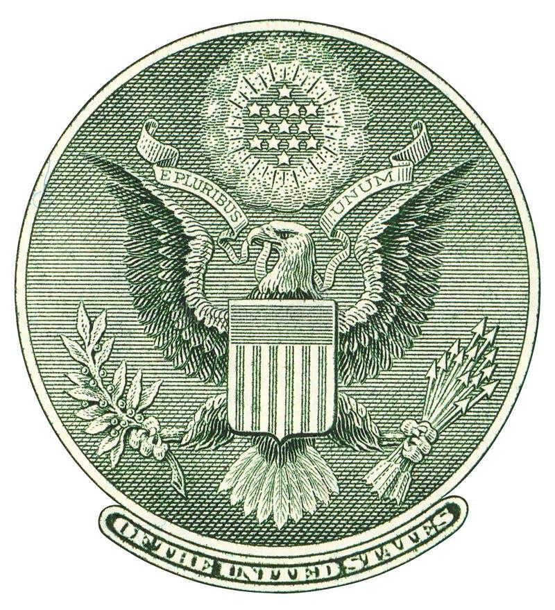 Grote Verbinding van Verenigde Staten royalty-vrije stock afbeeldingen