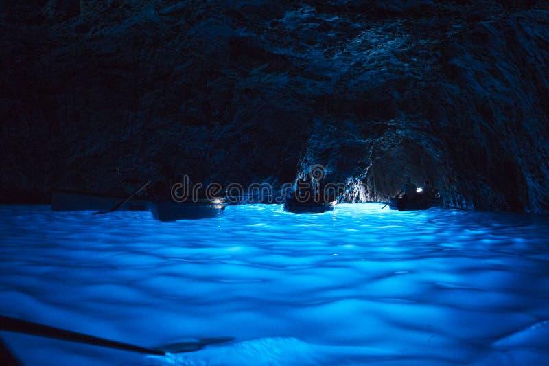 Grotta Azzurra foto de archivo libre de regalías