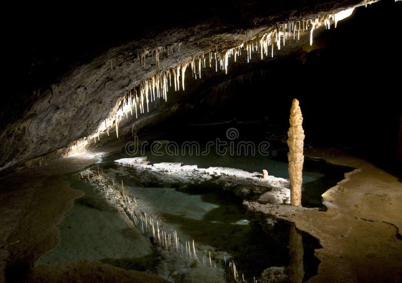 grottamonster royaltyfri bild