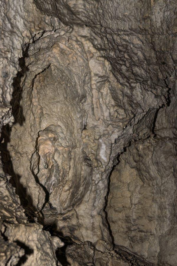 Grottaprydnad royaltyfria bilder