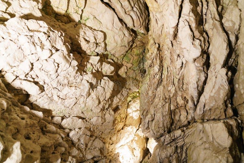 Grottes в Швейцарии стоковые изображения