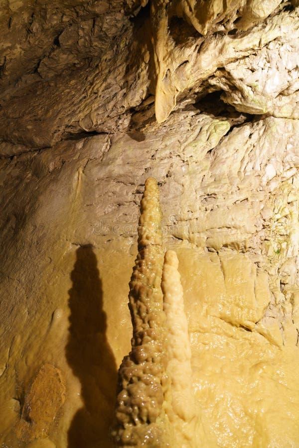 grottes van Vallorbe stock afbeeldingen