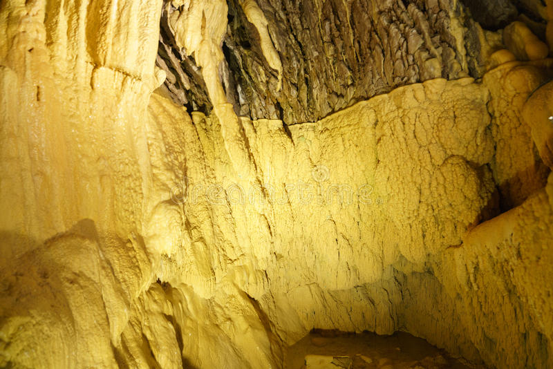 grottes van Vallorbe stock foto