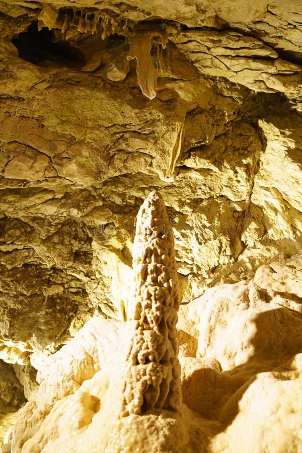 grottes van Vallorbe royalty-vrije stock afbeelding