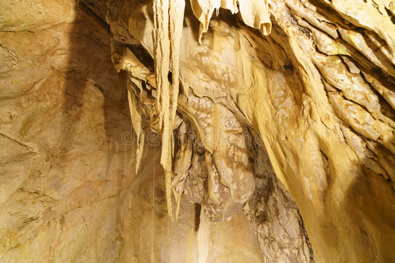 grottes van Vallorbe stock afbeelding