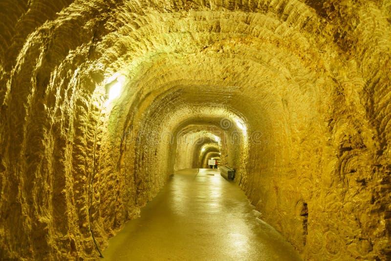 grottes van Vallorbe stock foto's