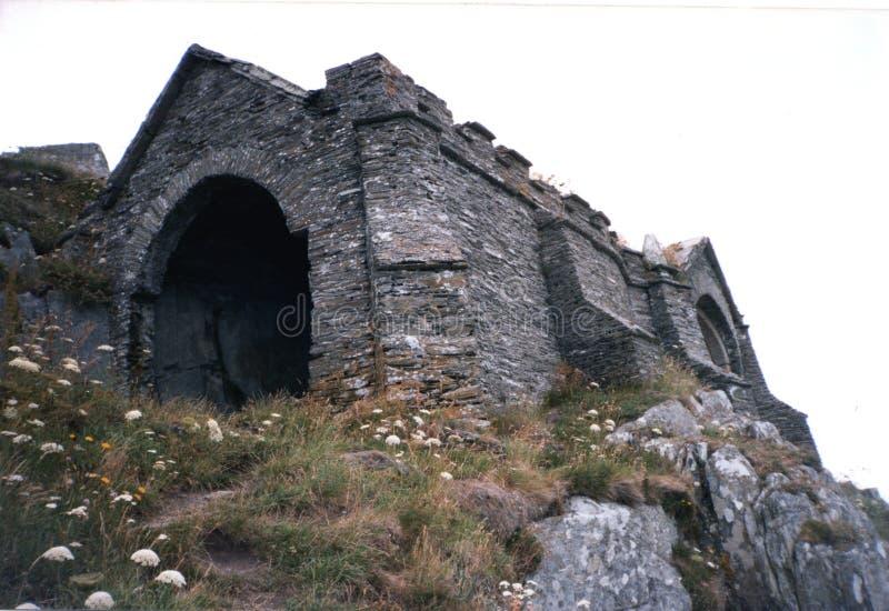 Grotto da rainha Adelaide, 1982. fotografia de stock royalty free