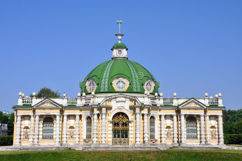 Download Grotto In The Kuskovo Stock Image - Image: 25926611