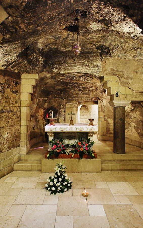 Free Grotto Of The Virgin Mary, Nazareth Stock Photos - 14007593