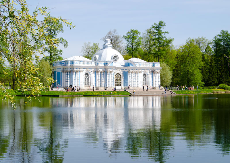 Download Grotto Pavilion stock image. Image of park, known, morning - 21908499