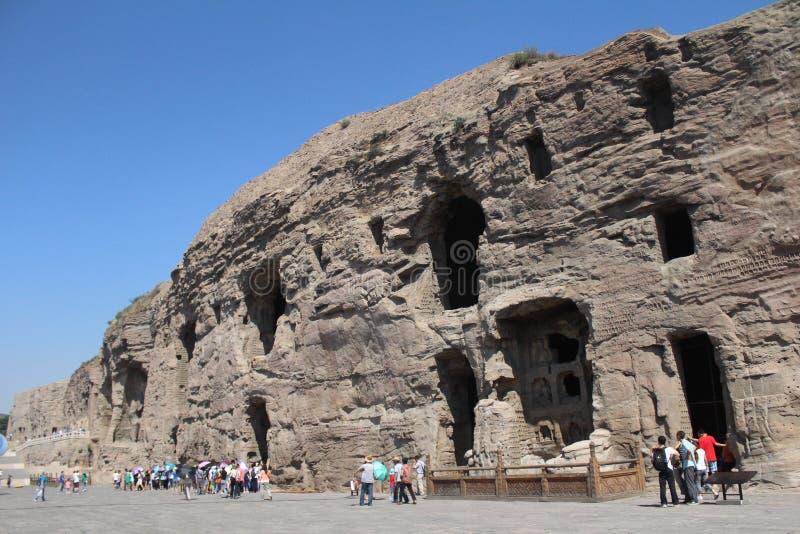 grottoes стоковое изображение