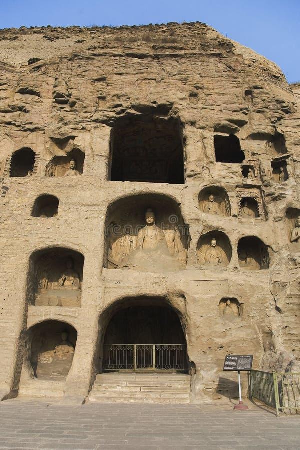 grottoesyungang arkivfoton