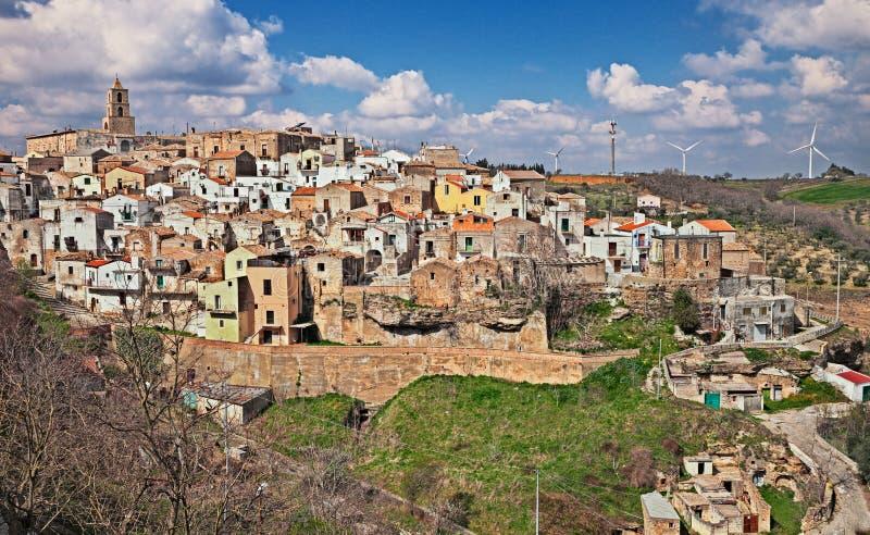 Grottole, Matera, Basilicata, Italia immagini stock