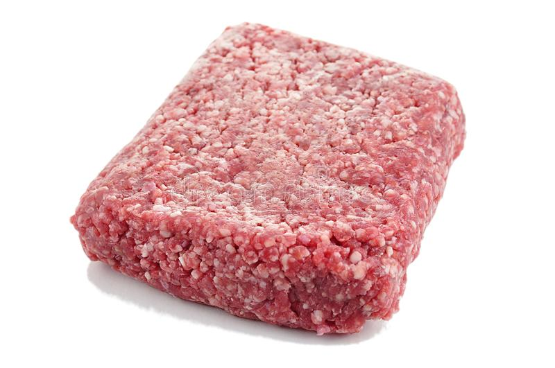 Ground beef stock photography