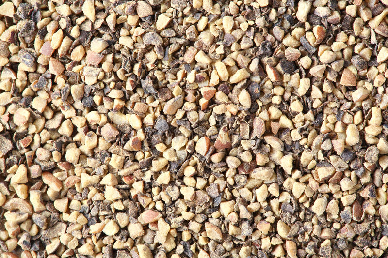 Ground black pepper. Close up ground black pepper texture background royalty free stock photos