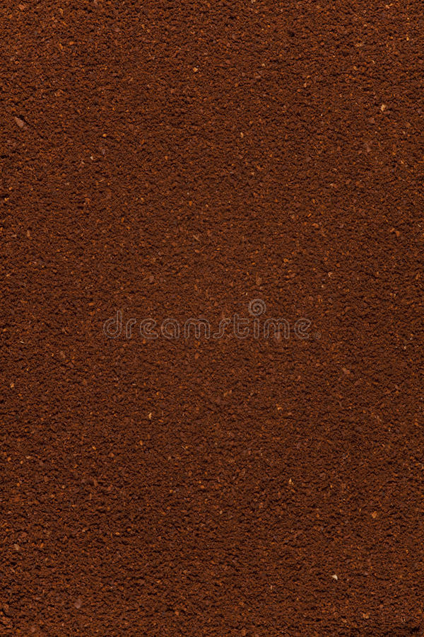 Download Ground coffee background stock image. Image of abstract - 26739711
