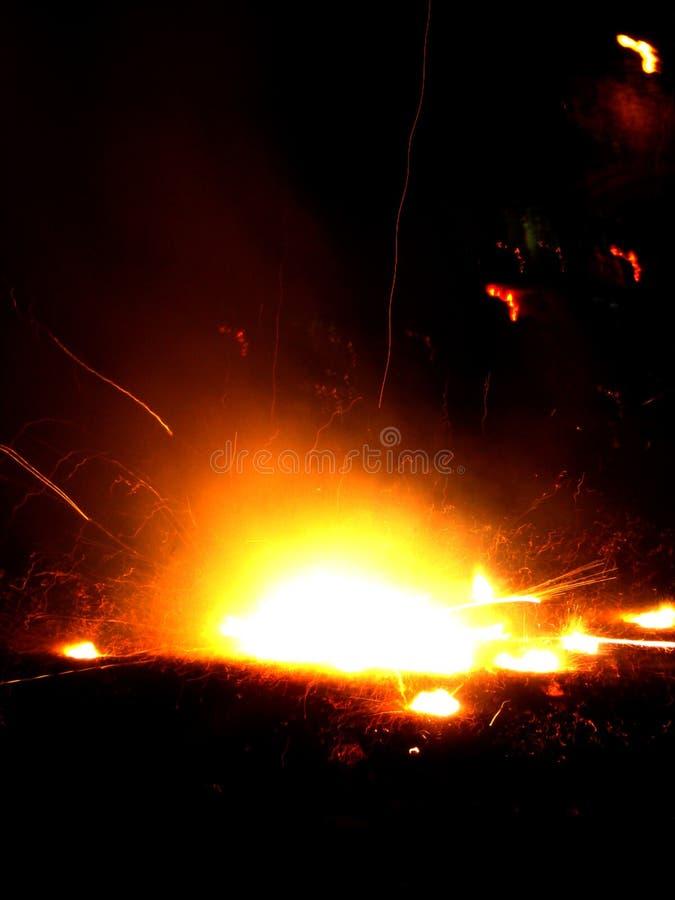 Free Ground Of Fire Stock Photos - 13556593