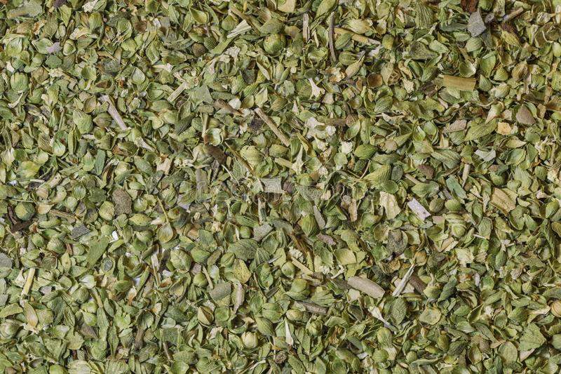 oregano pile background stock photos