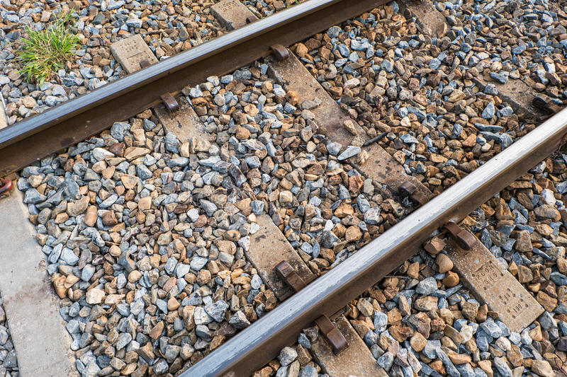 Ground Railway royalty free stock images