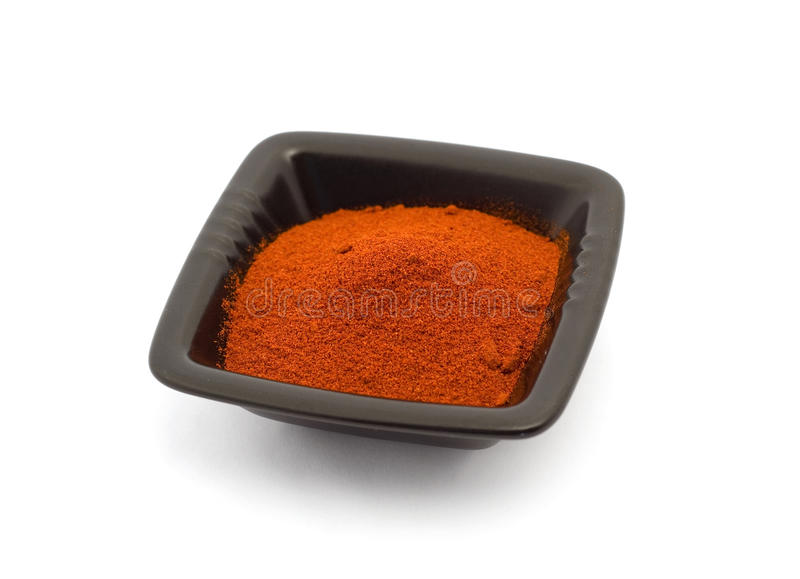 Ground red pepper. High quality stock photo royalty free stock photography
