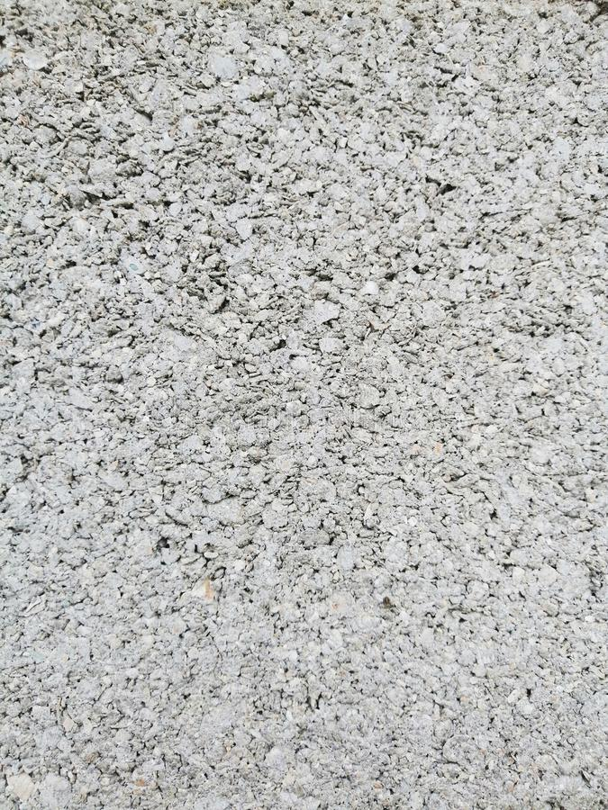Ground stone for construction work royalty free stock photo