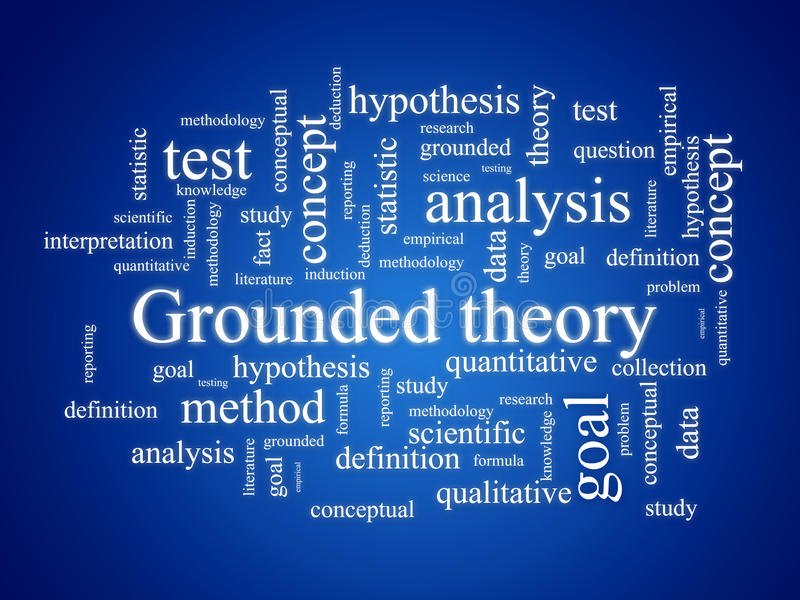 Grounded theory designs in qualitative analysis