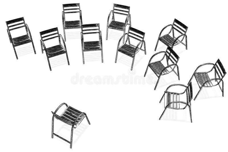 Download Group stock illustration. Image of dallas, development - 1232413