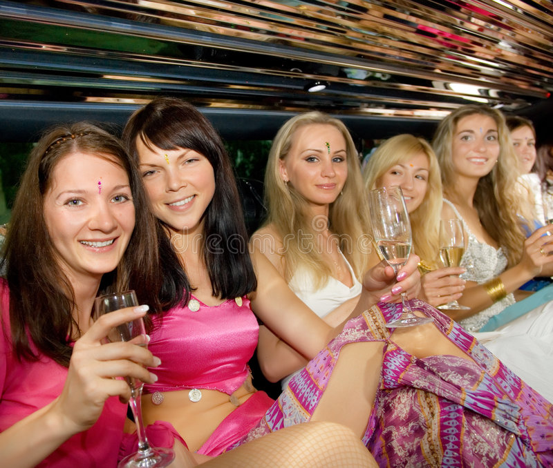 Download Group Of Beautiful Women Stock Photo - Image: 5599550