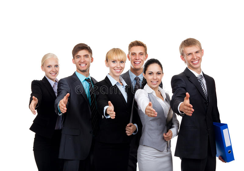 Download Group of business people stock photo. Image of group - 26483658