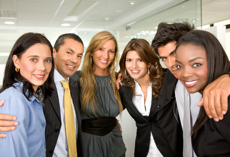 Download Group of business people stock photo. Image of group, diverse - 7085278