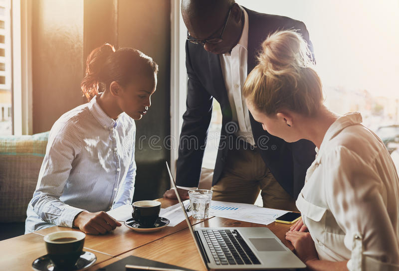 Group of business people, Entrepreneur concept stock photography