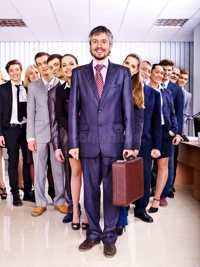 Download Group Business People In Office. Stock Image - Image: 36942815