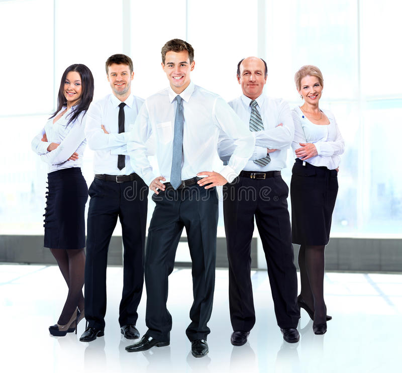 Download Group of business people stock photo. Image of girls - 33044618