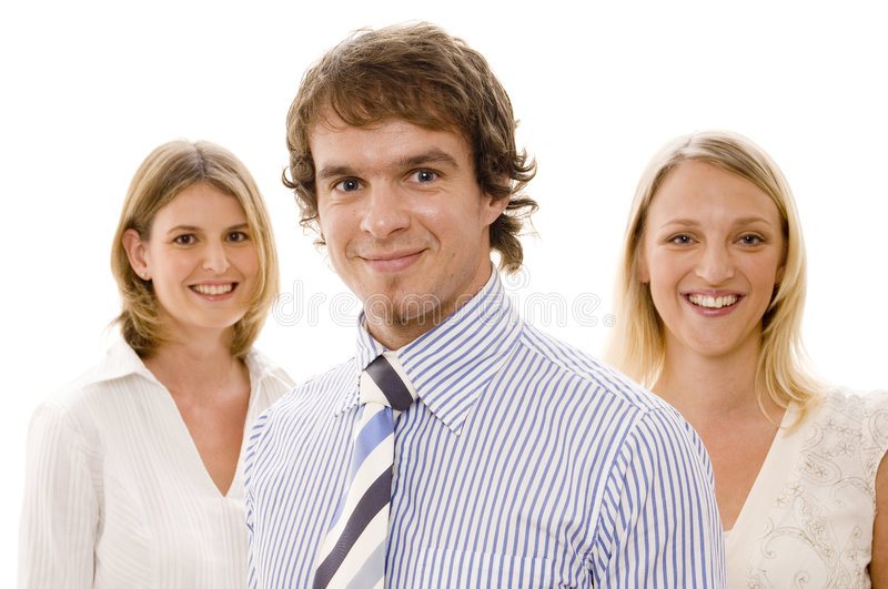 Download Group Business Team #2 stock photo. Image of shirt, business - 458494