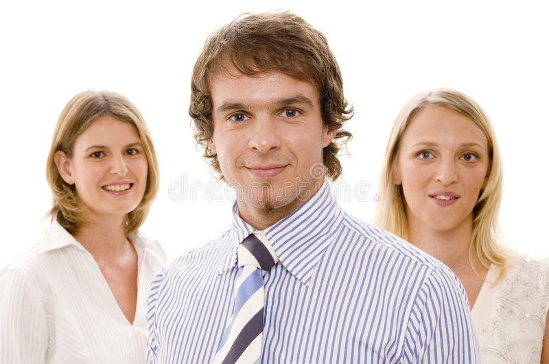 Download Group Business Team #3 stock image. Image of shirt, standing - 458493