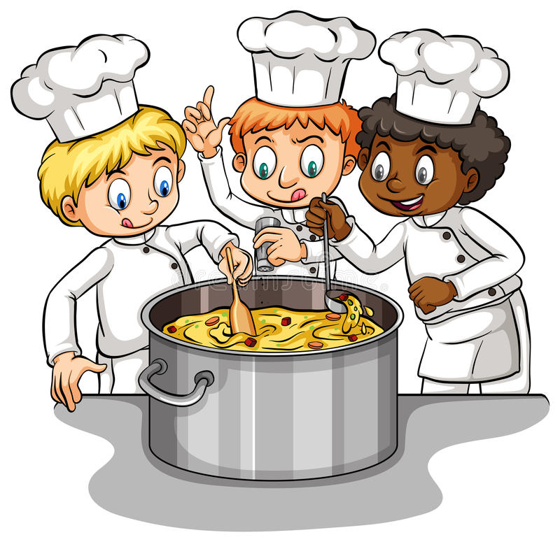 Too Many Cooks Stock Illustrations 4 Too Many Cooks Stock
