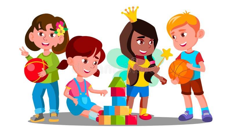 Los niños y las niñas interiorizan los roles de género desde los 4 años