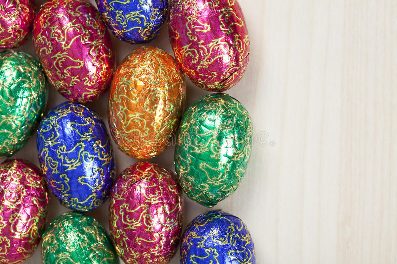 Download Group Of Colourful Easter Eggs Stock Image - Image: 23868645