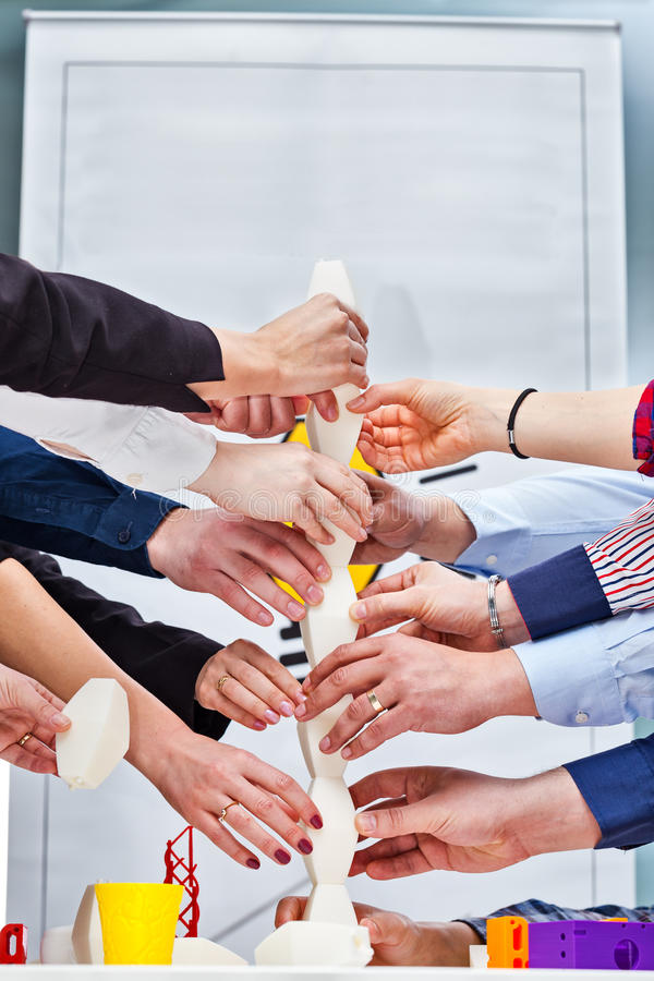 Friends Stacking Hands Stock Photography - Image: 33773592  |Group Cooperation