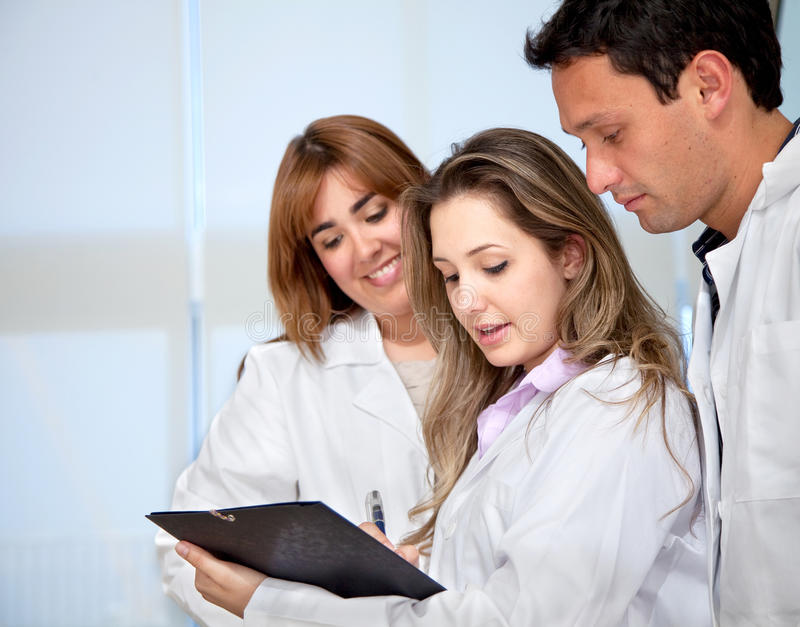 Download Group of doctors stock image. Image of people, male, female - 12086399