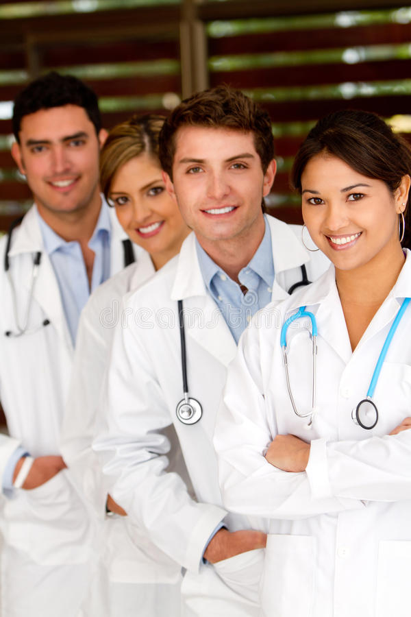 Download Group of doctors stock image. Image of woman, females - 18789975