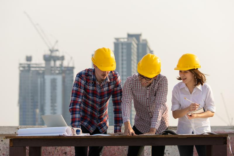 Group of engineer stock photos
