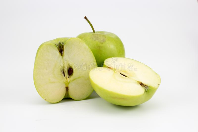 Group of fresh healthy apples. Group of Fresh, healthy apples. isolated background, multiple uses is possible stock image