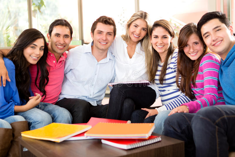 Download Group of friends stock photo. Image of content, females - 25493390