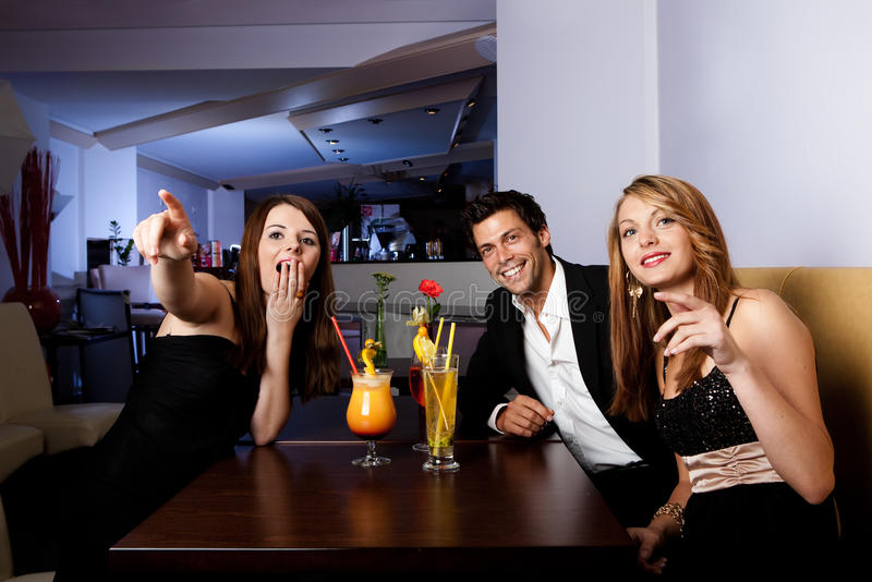 Download Group Of Friends Having Fun Stock Image - Image: 16253591
