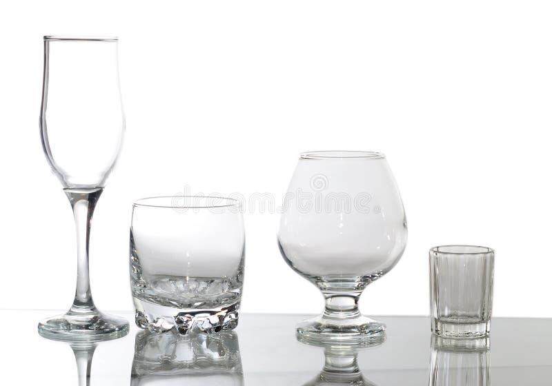 Download Group of glasses stock image. Image of beaker, fragility - 13084665