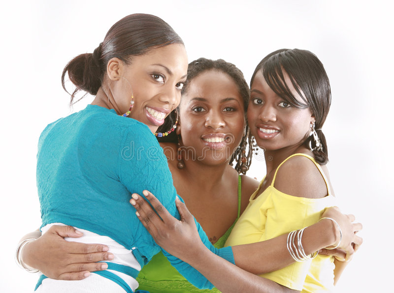 Download Group hug stock photo. Image of jewelry, smile, attractive - 364328