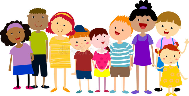 Animated Group People Stock Illustrations – 1,146 Animated Group ...