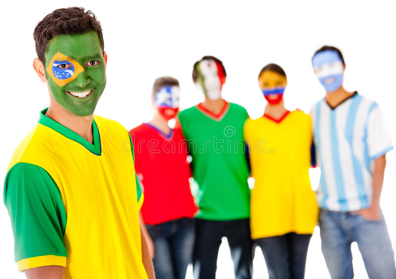 Download Group Of Latin American People Stock Photo - Image: 24328308